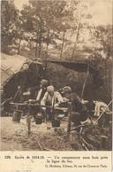 UN CAMPEMENT - Weltkrieg 1914-18