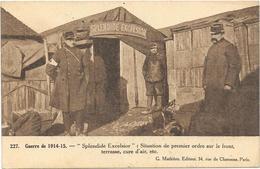 SPLENDIDE EXCELSIOR - Guerre 1914-18
