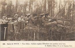 NOS ALLIES - Weltkrieg 1914-18