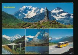 Simplon - Postauto [Z02-3.858 - Suisse