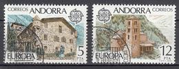 Spaans Andorra  Europa Cept 1978 Gestempeld Fine Used - 1978