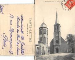 62 - WANCOURT - Carte Lettre L'Eglise Et La Tour - France
