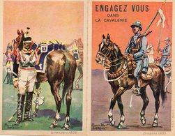 """Militaire -- (ENGAGEZ -VOUS) ; """"Publicité De Recrutement Entre Les Deux Guerres"""" - - Publicités"""