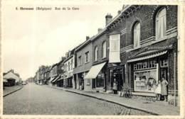 Mouscron - Herseaux - Rue De La Gare - Mouscron - Möskrön