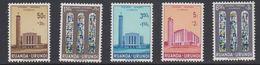 Ruanda-Urundi 1961 Kathedraal Usumbura 5v ** Mnh (47494A) - Ruanda-Urundi