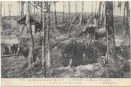 LA BOUTIQUE DU COIFFEUR - Guerre 1914-18