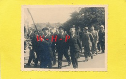 Photo Carte -  NERAC (Lot Et Garonne) -  Défilé Des A. C. De L'U.F. Le 12 Septembre 1948 - - Nerac