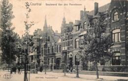 Courtrai - Boulevard Van Den Peereboom -  Edit. Hoffmann N° 3958 - Kortrijk