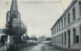 Heist-op-den-Berg - Edit. S.B.P. N° 9 - Grand' Place Et Maison Communale - Heist-op-den-Berg