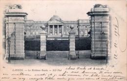Bruxelles - Laeken - La Résidence Royale - Laeken