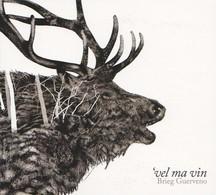 Brieg GUERVENO - 'Vel Ma Vin - CD - FOLK PROG - Rock