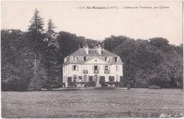 35. ST-MAUGAN. Château De Montoray, Par Iffendic. 2712 - Autres Communes