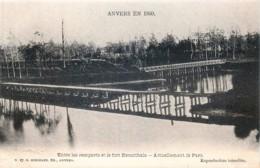 Anvers En 1860 - Entre Les Remparts Et Le Fort Herenthals - Antwerpen