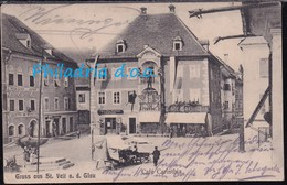 Austria, Carinthia, St. Veit An Der Glan, Cafe Carinthia, Mailed 1904 - St. Veit An Der Glan