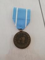 16047     MILITARIA   MEDAILLE/DECORATION   CIVIL OU MILITAIRE - Medals
