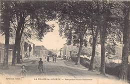 La Chaise Le Vicomte - Vue Prise Route Nationale - La Chaize Le Vicomte