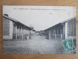 Paris 15 Ieme .  Abattoirs De Vaugirard . Les Ecuries De Porc - Arrondissement: 15