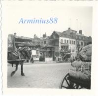 Campagne De France 1940 - Amiens - Place Alphonse Fiquet - Cinéma Trianon Palace - Wehrmacht Im Vormarsch - Westfeldzug - War, Military