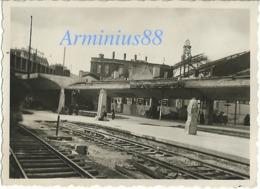 Campagne De France 1940 - Amiens - La Gare Du Nord - Garage De Picardie - Wehrmacht Infanterie-Regiment 16 (Oldenburg) - War, Military