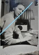 Photox2 GUDRUN HIMMLER BURWITZ Himmler's Daughter Chief WAFFEN SS Criminal Of War WW2 - Personnes Identifiées
