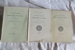 Les Sources Inédites De L'histoire Du Maroc Par Le Comte De Castries  Rare - 1901-1940