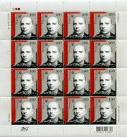 UKRAINE/UKRAINA 2009**  MI.1020**,Yvert 932, Famous People. Politician, Stepan Bandera, Portrait - MNH - Ucrania