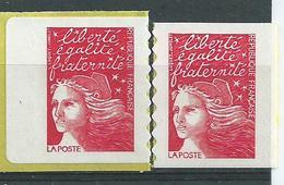 [40] Variété N° 3085 Marianne De Luquet Type I + Type II Avec Phos ** - Varietà: 1990-99 Nuovi