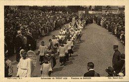 OSTENSIONS DU DORAT 1932 PAROISSE DE RANCON - Le Dorat