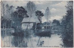 35. Un Moulin Sur La Vilaine - France