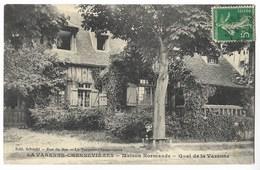 CPA 94 LA VARENNE CHENNEVIERES Maison Normande - Quai De La Varenne - Otros Municipios