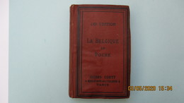 LA BELGIQUE EN POCHE / GUIDE CONTY 1882 / 4è ED. - Belgio