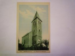 2020 - 5501  MHERE  (Nièvre)  :  La Chapelle Du Banquet   XXX - Frankreich