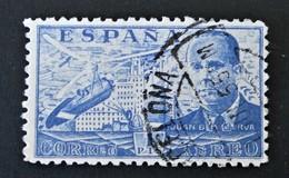 JUAN DE LA CIERVA 1941 - OBLITERE - YT PA 221 - Posta Aerea