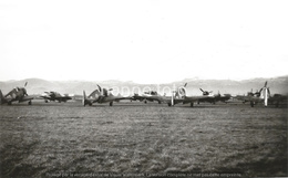 PHOTO AVION  BLOCH 152 C1 GC 29 3° ESCADRILLE AULNAT 1941       RETIRAGE REPRINT - Aviation