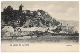 POULSEUR : Vallée De L'Ourthe - 1903 - Comblain-au-Pont
