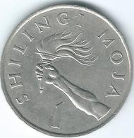 Tanzania - 1 Shilingi - 1980 - KM4 - Tanzania