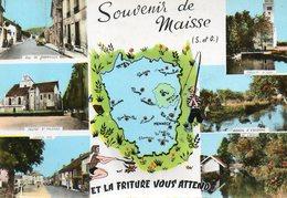 MAISSE  ( 91 ) -      CPSM - Frankrijk