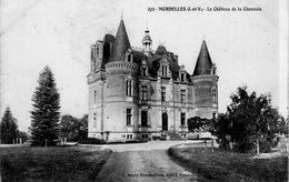Mordelles (35) - Le Château De La Chesnais. - Autres Communes