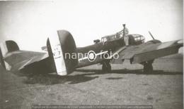 PHOTO AVION     BLOCH 174 A3 N°07   RETIRAGE REPRINT - Aviation