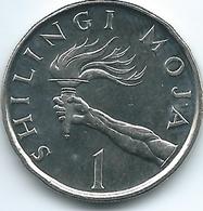 Tanzania - 1 Shilingi - 1982 - KM22 - Tanzania