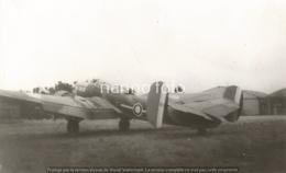 PHOTO AVION    BLOCH 174    RETIRAGE REPRINT - Aviation