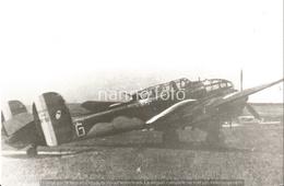 PHOTO AVION     BLOCH 174 N° 51 ESCADRILLE LA HACHE    RETIRAGE REPRINT - Aviation