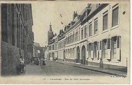 FRANCE - RARE - CAMBRAI - Rue Du Petit Séminaire 1905 - Cambrai