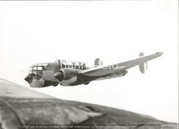 PHOTO AVION   BLOCH 175 N°     RETIRAGE REPRINT - Aviation