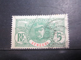 "VEND TIMBRE DU SENEGAL N° 33 , OBLITERATION "" ST-LOUIS "" !!! - Used Stamps"