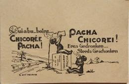 Bloc Note Complet 50 Feuillets Chicorée PACHA Illustration Africains Caisse Matadi Congo Kongo Africa  Café Coffee - Tickets D'entrée