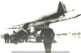 PHOTO AVION    BLOCH 210  CRASH    RETIRAGE REPRINT - Aviation