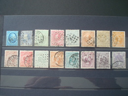 NEDERLAND OLD STAMPS USED - Collections