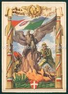 Militari Fascismo Comando 33 Gruppo Salmeria AO Africa Orientale FG M402 - Italie