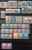 Sarre, Lot De Timbres * Avec Trace De Charnière - Collections (sans Albums)